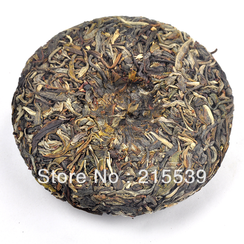 GRANDNESS Chinese Yunnan JISHUNHAO Moonlight white Pu Er Puer Pu Erh RAW tea health tea