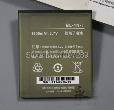 bl-4n-i 1800mAh Battery for Small dragonfly innos bl-4n-i i6C + Track Number
