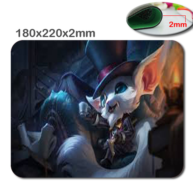 Let people like free shipping LOL roar league legend for missing the game of antiskid durable notebook mouse pad(China (Mainland))