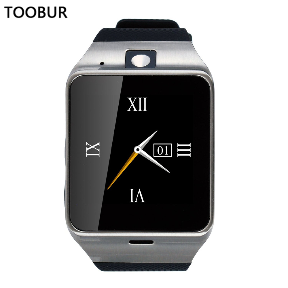Toobur Aplus GV18 Smart Watch Support SIM Card NFC Bluetooth Reloj Inteligente For Apple iphone Android Phone Smartwatch watch