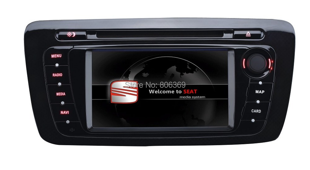 latest car radio for vw seat ibiza 2009 2013 car dvd for vw seat ibiza 2009 2013 with bt vma. Black Bedroom Furniture Sets. Home Design Ideas