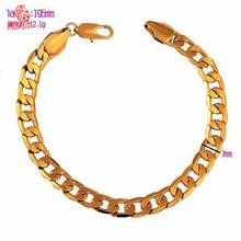Kuniu Brand New Arrival 18K Gold Plated Fashion Casual Wholesale Bracelet For Women Accessories Simple Style Jewelry(China (Mainland))