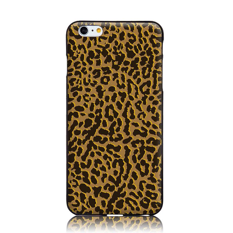 Case For iphone 6 6S Cover Bold Luxury WILDLIFE Animal Jaguar Leopard Print PC Hard Phone Back Housing SKU- (2)(China (Mainland))