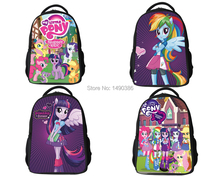 Little Girls' My Little Pony 16 Inch Backpack