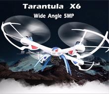 Drone JJRC H16 YiZhan Tarantula X6 grand Angle 5MP caméra RC Quadcopter hélicoptère avec cio RTF 2.4 Ghz H1080P FHD 720 P HD caméra