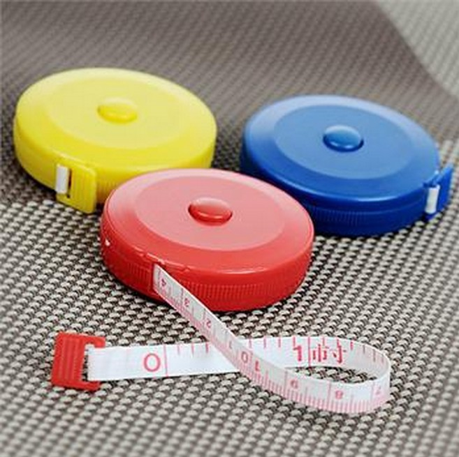 Sewing ruler metre ruban centimeter Mini plastic tape 1.5 m measuring tape soft tape meter tape measure<br><br>Aliexpress
