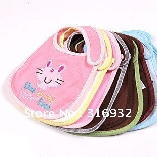 G2 BORN Toddle baby bibs Carter's Infants Bib Neck Wears free shipping! 26 styles can select!! New styles arrives