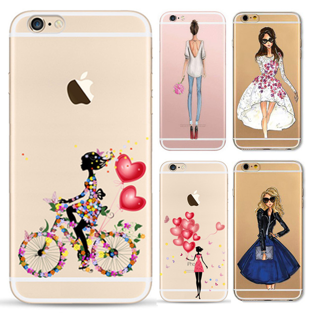 Lady`s Phone Case