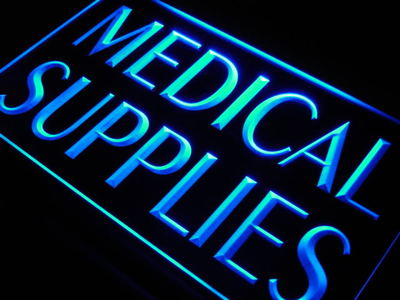 j722-b Medical Supplies Agent Display LED Neon Light Sign Wholesale Dropshipping On/ Off Switch 7 colors DHL(China (Mainland))