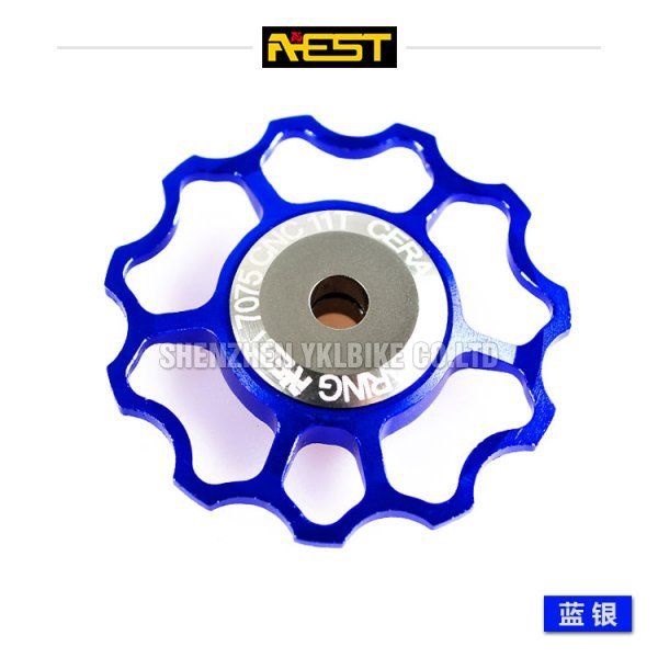 AEST Aluminium Jockey Wheel Rear ceramic Derailleur Pulley SHIMANO SRAM 11T - high end bicycle parts seller store