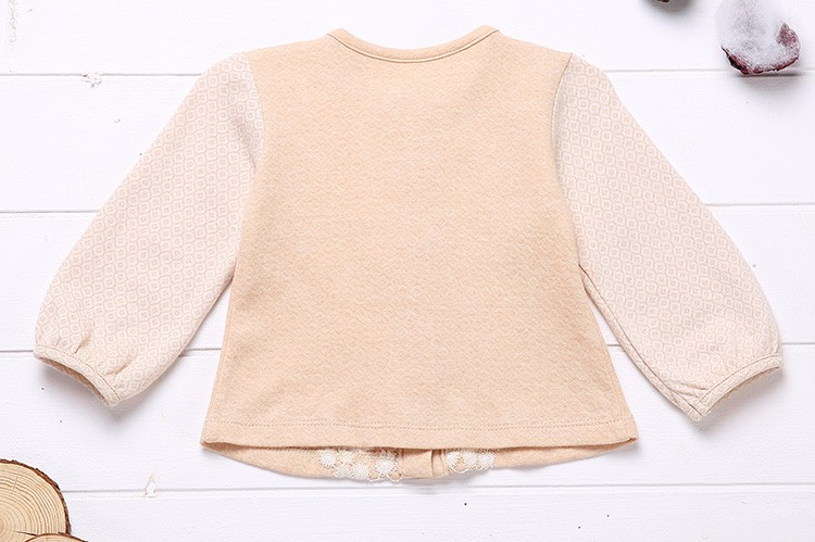 100% Cotton Spring And Autumn Baby Girl Blouses Shirts Girls Long Sleeve Blouse Girls Tops And Blouses Chemisier Fille