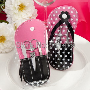 ++Newest Style Flip Flop Pedicure Set Bridal Shower Favors&Gifts+10 - Perfect Wedding Favors Co.,Ltd store