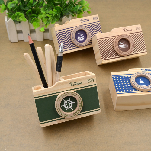 Popular cool pen holder buy cheap cool pen holder lots Diy pencil holder for desk