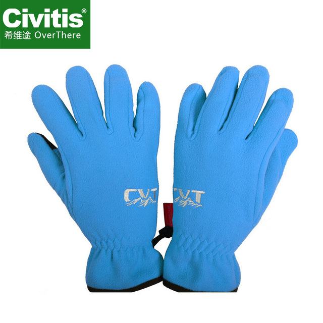 Civitis outdoor gloves lovers skiing hiking ride gloves winter thermal gloves