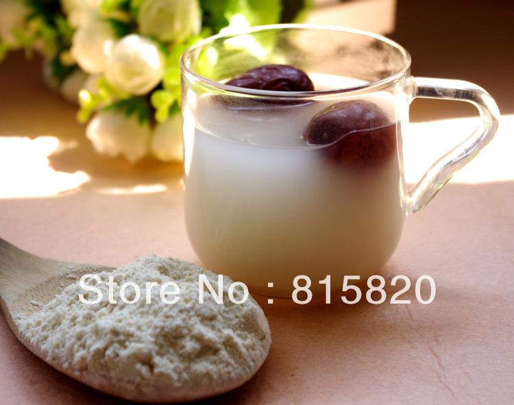 Гаджет  500g Almond powder tea, Organic almond powder ,slimming tea,whitening tea,Free Shipping None Еда