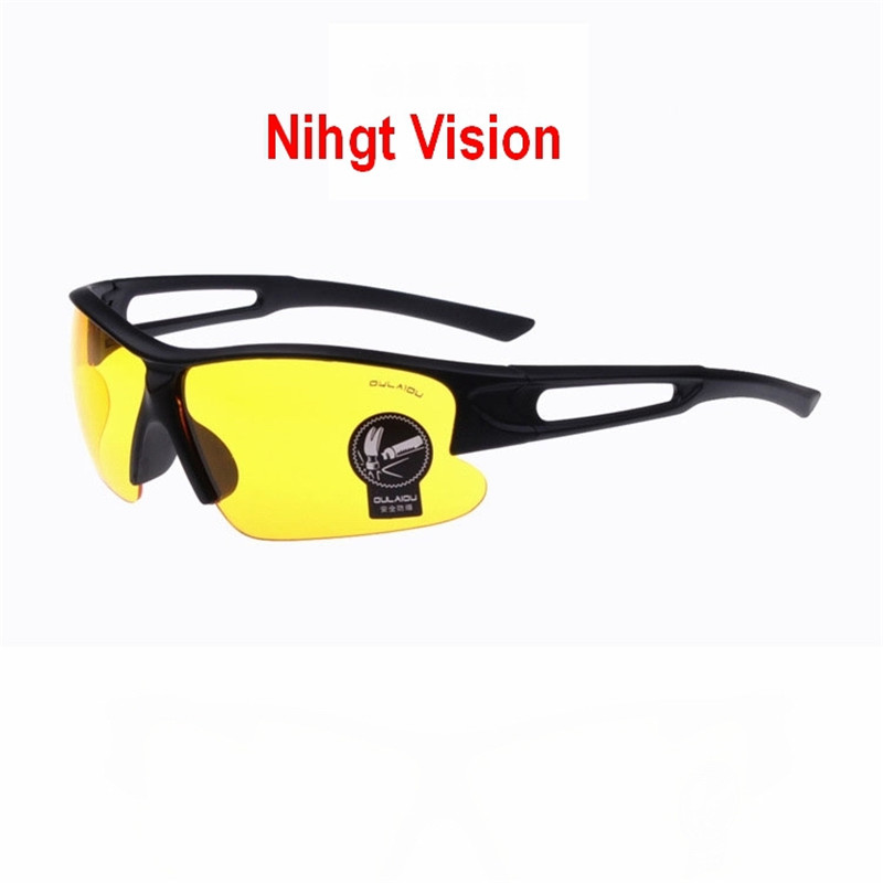 Men Sport Sunglasses 2016 Outdoor Sport motorcycles Sunglasses Eyewear Glasses Summer Style Accessories Goggles Glasses(China (Mainland))