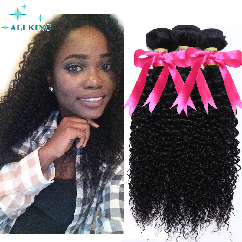Best Brazilian Kinky Curly Virgin Hair 3 Bundles Yvonne Brazilian Kinky Curly Hair Full Cuticle Kinky Curly Human Hair Extension