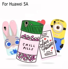 Buy 3D Cartoon ZOOTOPIA Judy Bunny Minion Love Potion Chill Pills soft silicone case cover Huawei Honor 5A Huawei Y6 II Y6 2 for $6.69 in AliExpress store