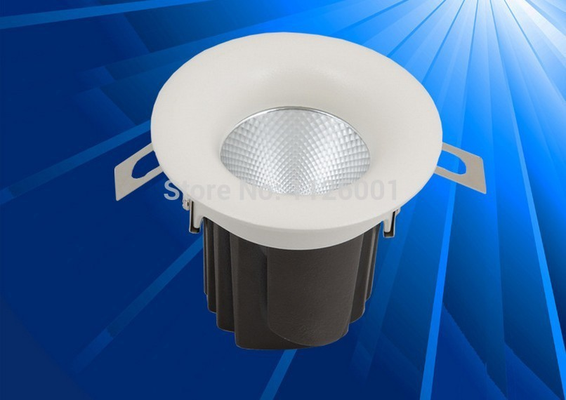 10pcs/lot 9W SMD5630 round Recessed LED Downlight with 100-240V AC input voltage and CE/RoHS Mark(China (Mainland))