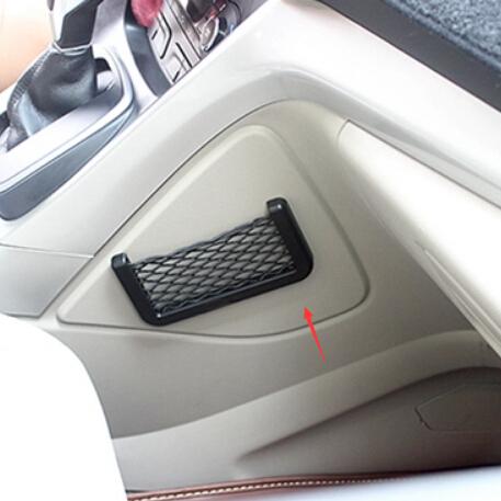 Car Storage Net Automotive Pocket Organizer Bag for Buick Regal Lacrosse Excelle GT/XT/GL8/ENCORE/Enclaves/Envision/Park Avenue(China (Mainland))