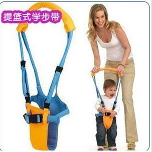 free shipping The new baby steps with basket type steps with the baby learn belt replacement Walker