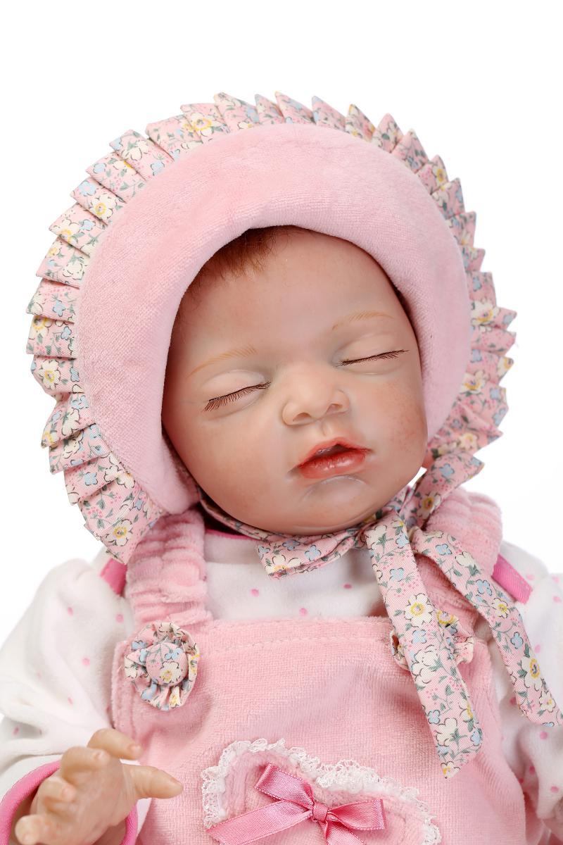 Reborn Sleeping Baby Doll Baby Alive Silicone Reborn Dolls