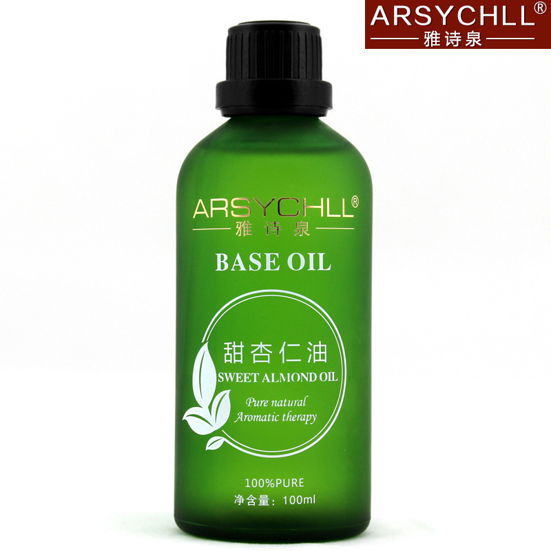 Sweet-almond-oil-base-oil-carrier-oil-100ml-fade-stretch-marks-skin ...