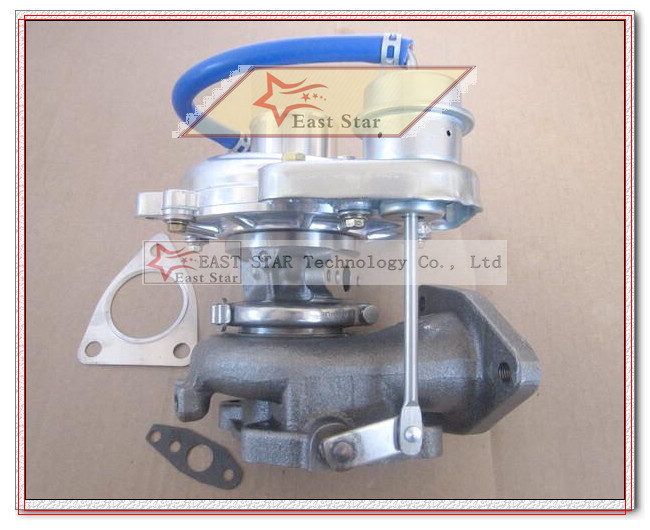 CT16 17201-30070 17201-OL050 Oil cooled Turbocharger Turbo For TOYOTA Hiace LandCruiser Land Cruiser 2KD 2KD-FTV 2KDFTV 2.5L D (2)