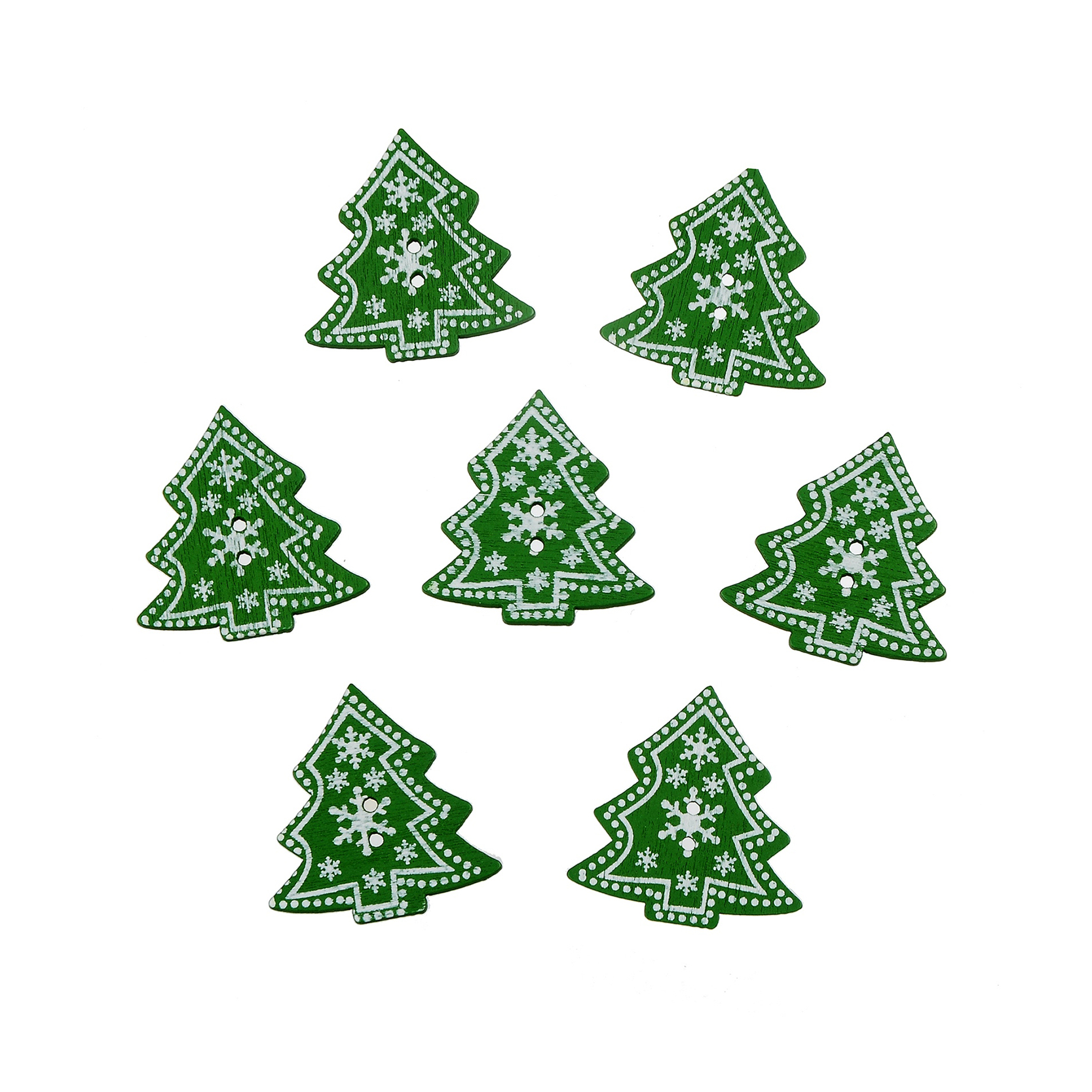 Online buy wholesale flower shaped buttons from china for Christmas decoration sales 2016