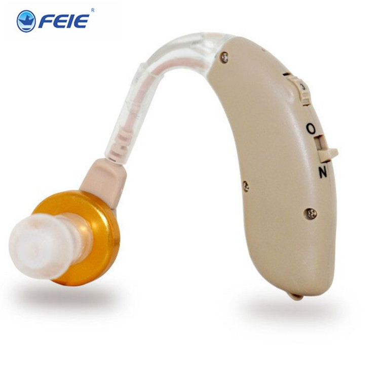 Ear Aids Hearing Amplifier Deaf S-137 Cheap Hearing Aids Earphones Newest 2018 free shipping