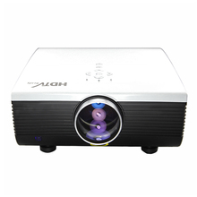 US Stock! 3D Projector 1080P HD Digital Home Theater multimedia LED proyector 2000 lumens 2USB 3HDMI 3D projektor 1200:1(China (Mainland))
