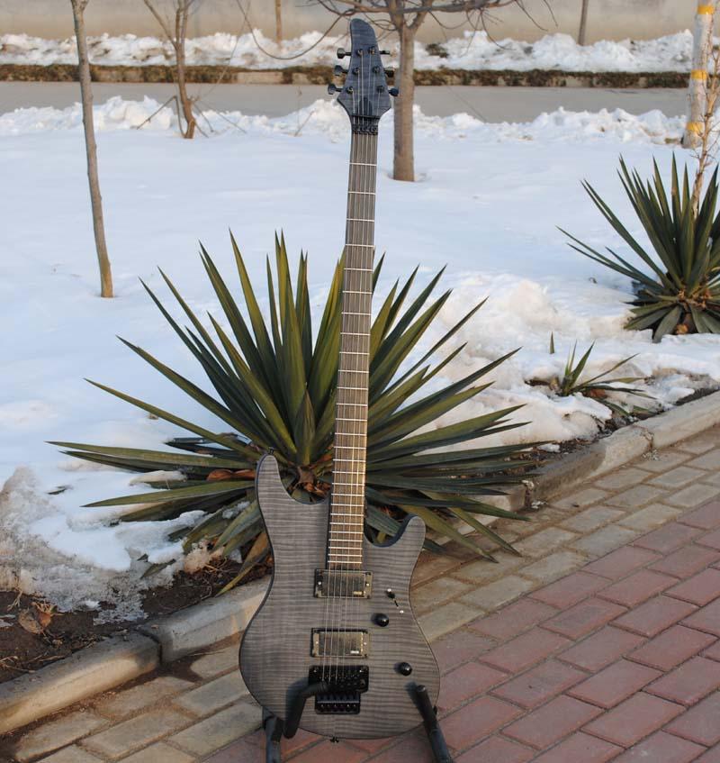 Гитары из Китая