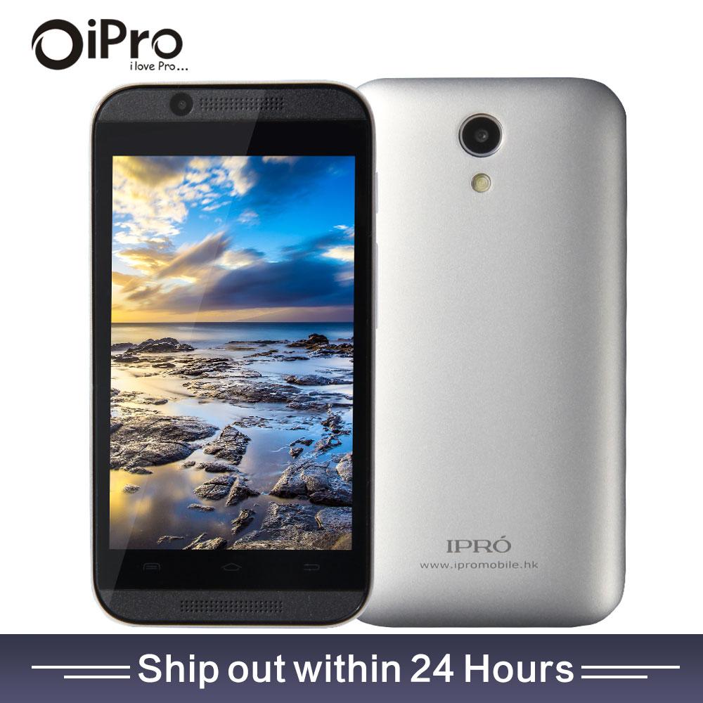 Original Brand New Ipro MTK6572 4.0 Inch Unlocked Smartphone Celular Android 4.4 Russian Language Mobile Phone 512M RAM 4GB ROM(China (Mainland))