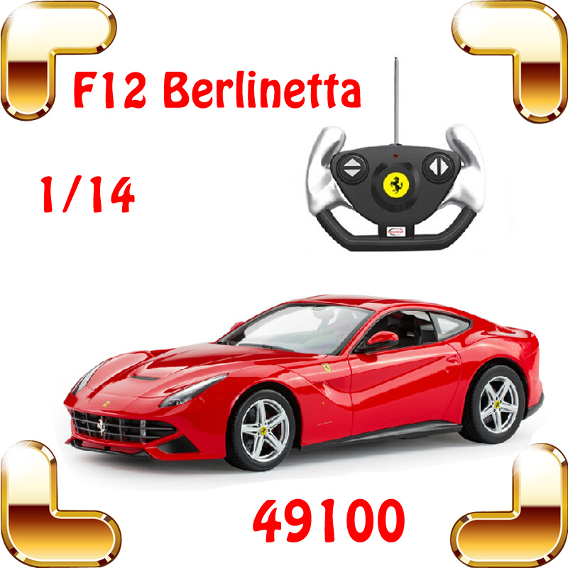 Car Fans Gift 1/14 F12 Berlinetta RC Drift Car Remote Control Toy Electric Roadstar Vehicle Speed Racing Fun Model Cars Present(China (Mainland))