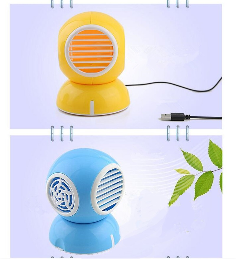 Portable Mini Rechargeable Perfume USB Fan Of Air Conditioner Handheld Cooler Bladeless Fan for Power Bank/Notebook/Laptop/PC