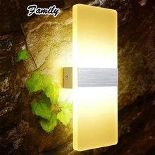 Creative Mini 3W Warm White Light LED Wall Lamp