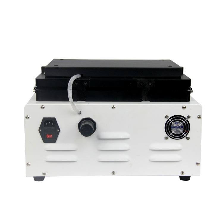 Купить Новейшие TBK-808 Ремонт LCD Сенсорный Экран Автоматическая Пузыря Удаление Машина ОСА Вакуумный Ламинатор с автоматической блокировкой газа