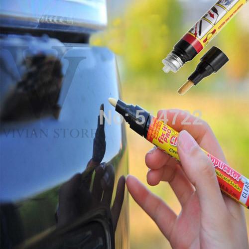 2pcs Fix It Pro Clear Car Scratch Repair Remover Pen Simoniz clear coat applicator Hot Selling(China (Mainland))