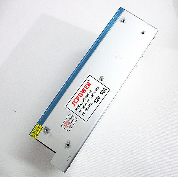 corlorful led best price 12V 50A Switching Power Supply 600W led power for LED Strip light LED lamp<br><br>Aliexpress