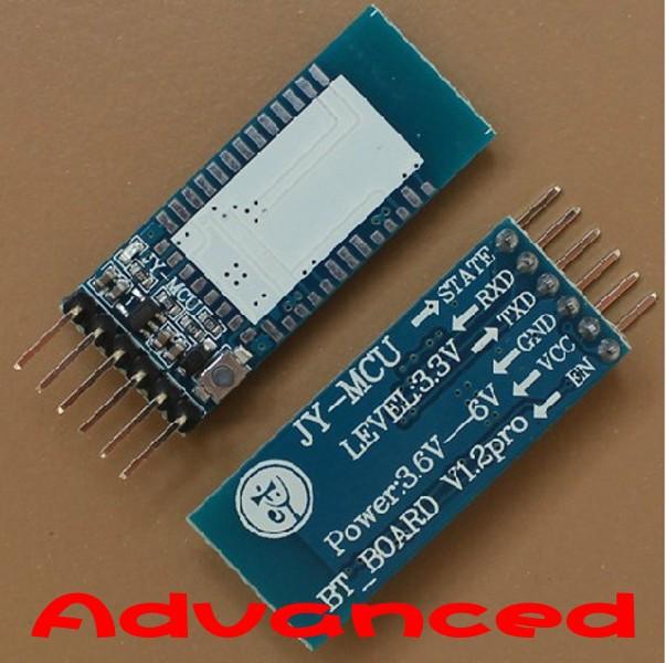 Bluetooth Serial Transceiver Module Base Board For HC-06 HC-07 HC-05 or Arduino MEGA 2560 UNO R3 A103 etc(China (Mainland))