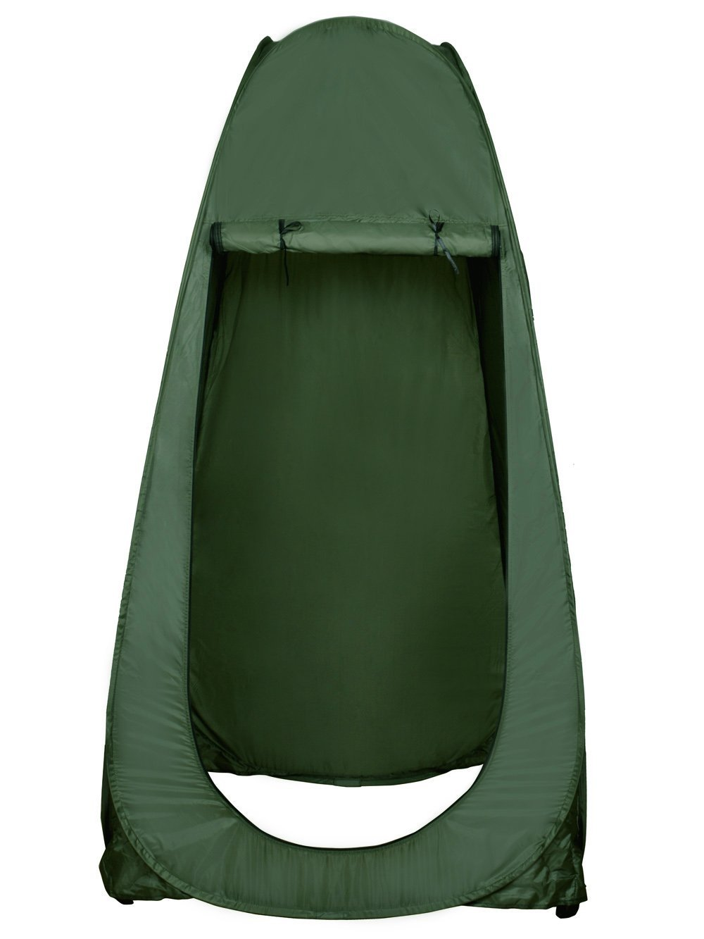 Pop Up Privacy Shelter : Danchel outdoor green pop up tent camping shower privacy