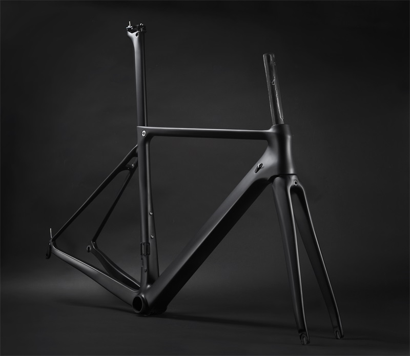 OEM high quality LEADNOVO CARBON road bike frame carbon frameset glossy matte UD carbon fiber frameset carbon bicycle frame(China (Mainland))