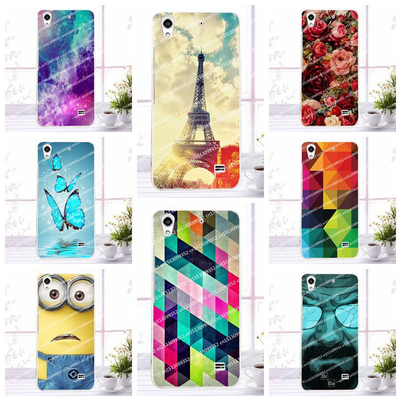16 PatternsFashional Case Huawei Ascend G620S/ Honor 4 Play C8817E C8817D Case Cover Huawei Ascend G620s + Free pen gift(China (Mainland))