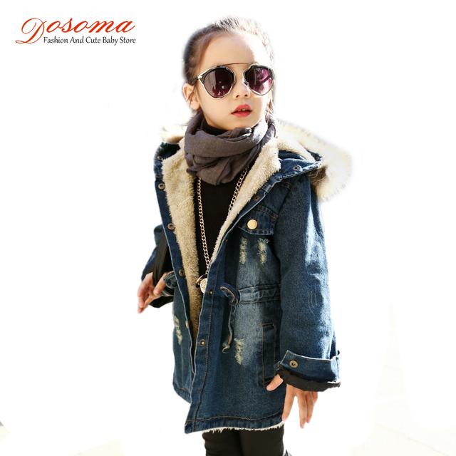 Aliexpress.com : Buy Kids Girls Warm Coats Spring Winter Fashion