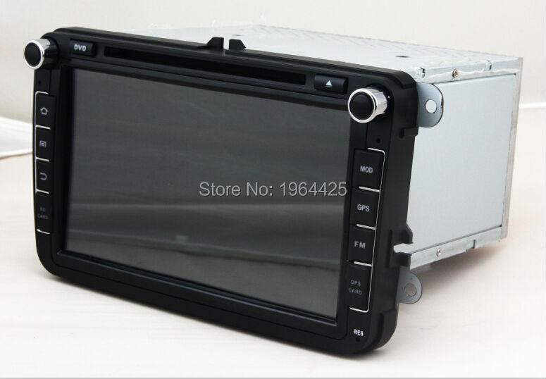 2 din car dvd player system skoda octavia/car media player for skoda octavia/skoda octavia dvd with canbus(China (Mainland))
