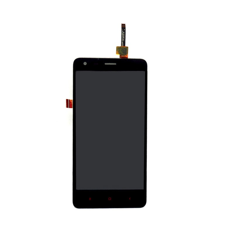 100% New For Xiaomi Redmi 2 LCD Display +Digitizer Touch Screen Assembly Replace Hongmi 2 Pro 2A Redmi2 Parts And Free Tools