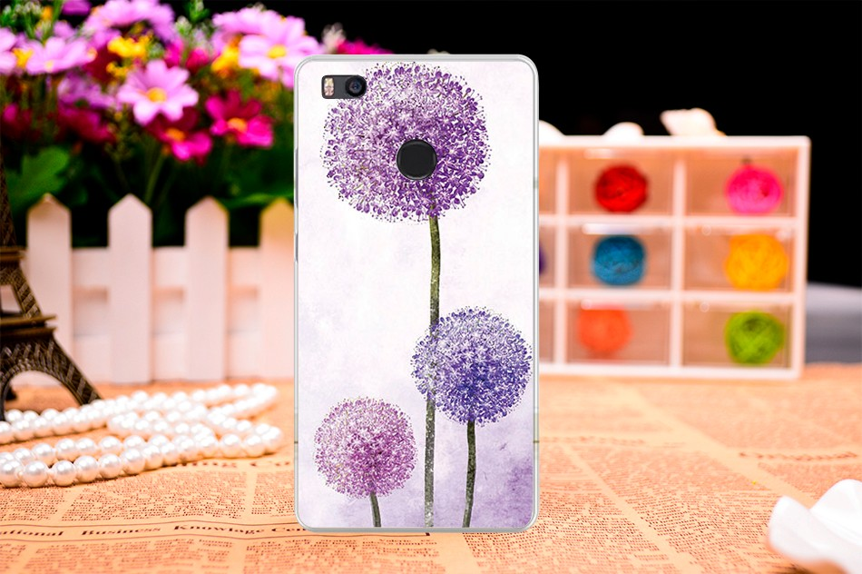 Phone Back Cover For Xiaomi 4S Phone Case For Xiaomi Mi4s M4s Mi 4s Hard Plastic Floral Flowers Painting Flowers Accessories
