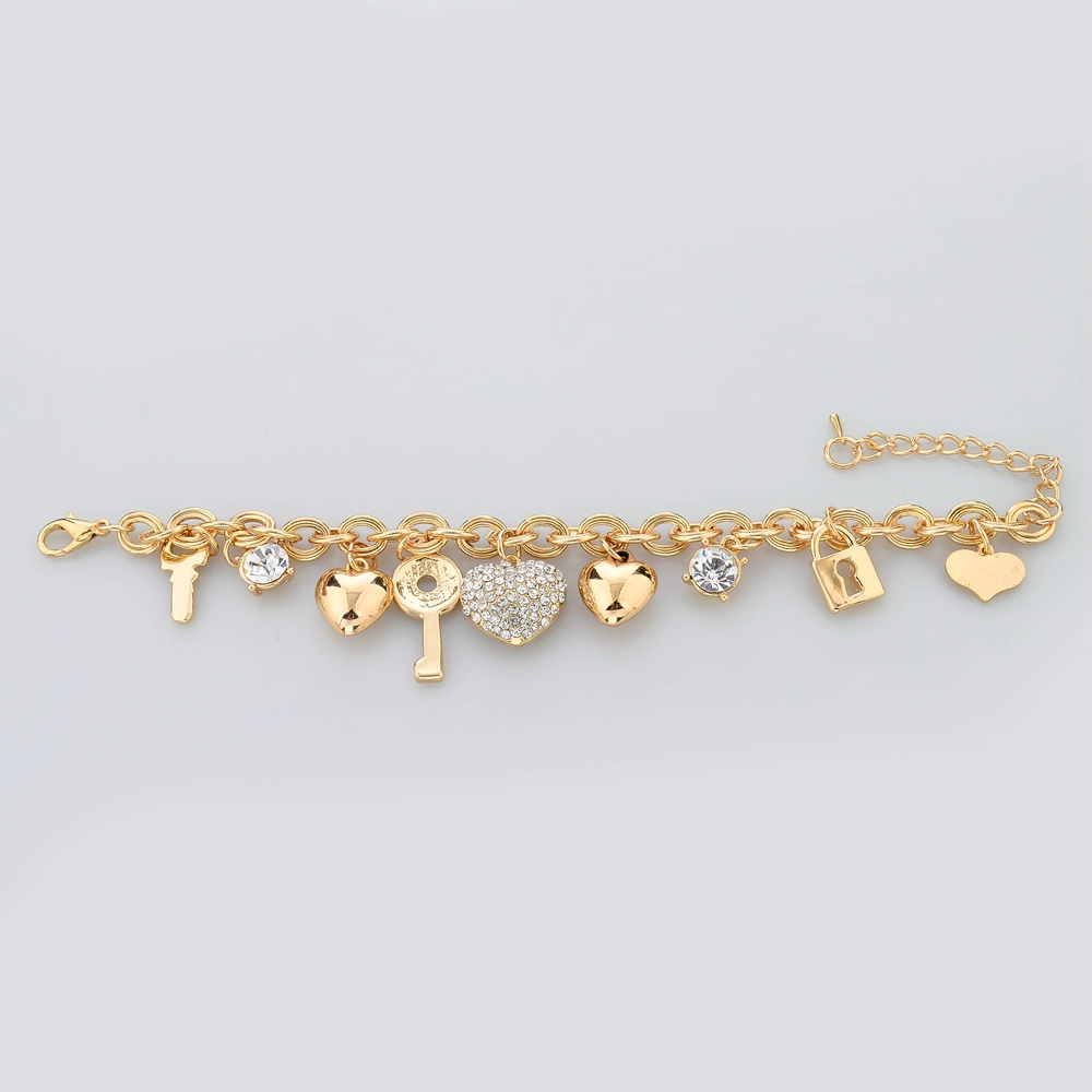 real charm bracelets for women