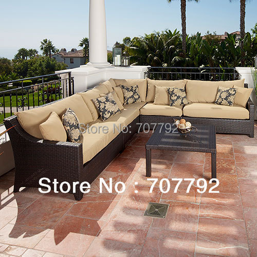 2017 New design outdoor poly rattan furniture(China (Mainland))