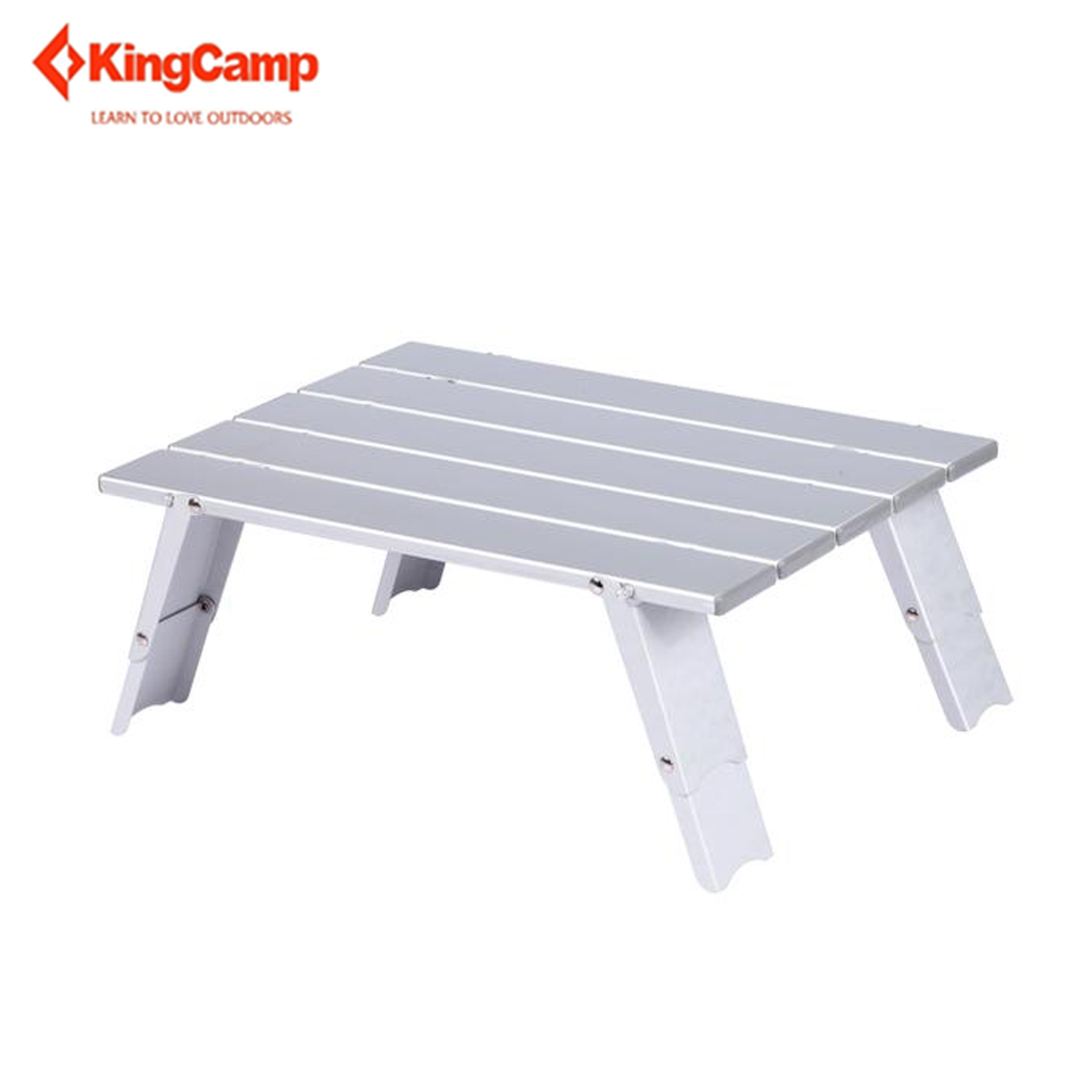 Kingcamp portable camping table for picnic outdoor party for 52 folding table